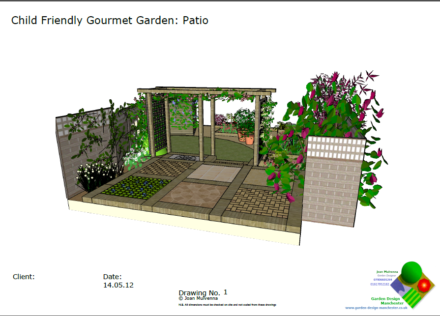 patio designs for small houses