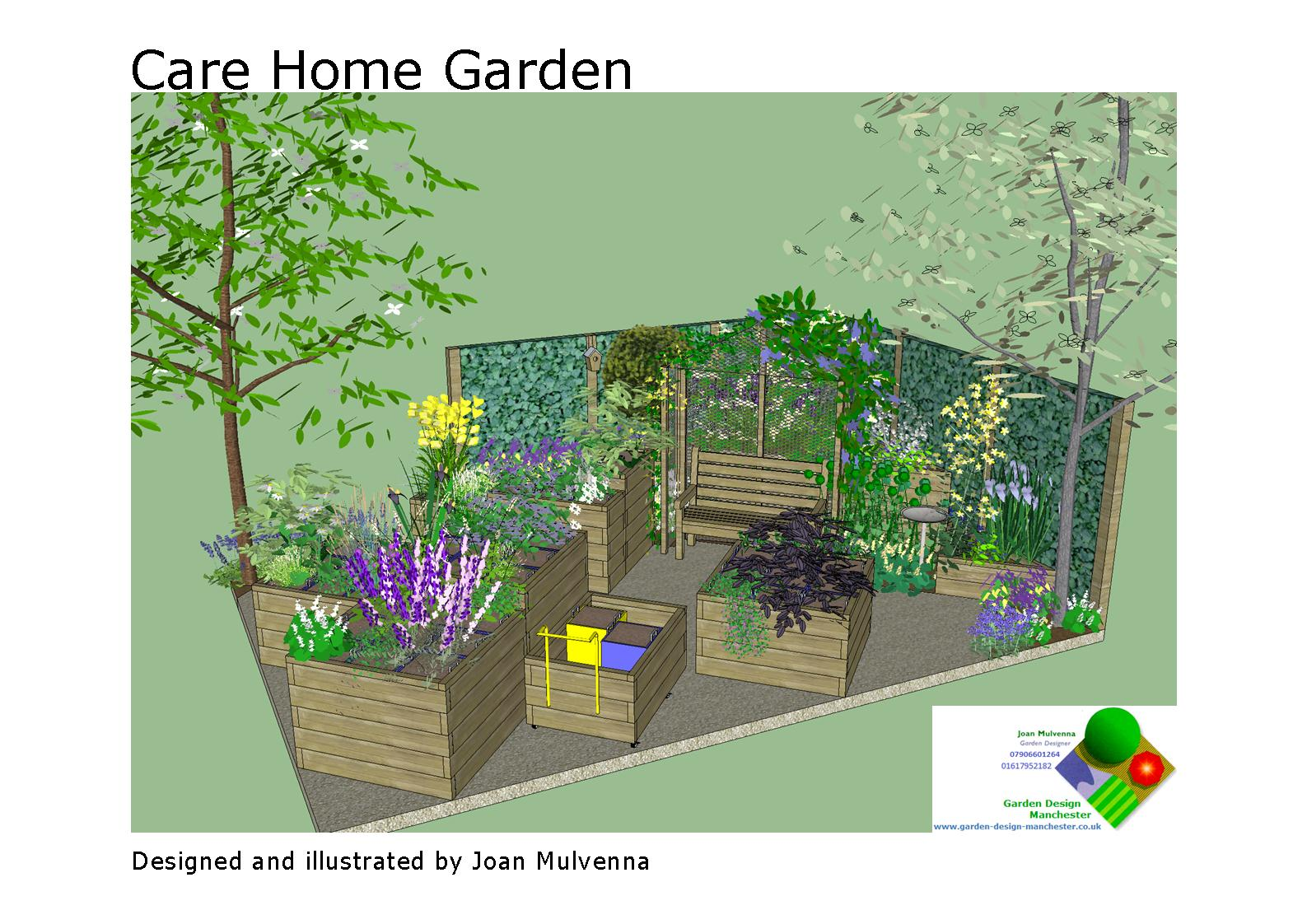 Garden Design Manchester rhs press office