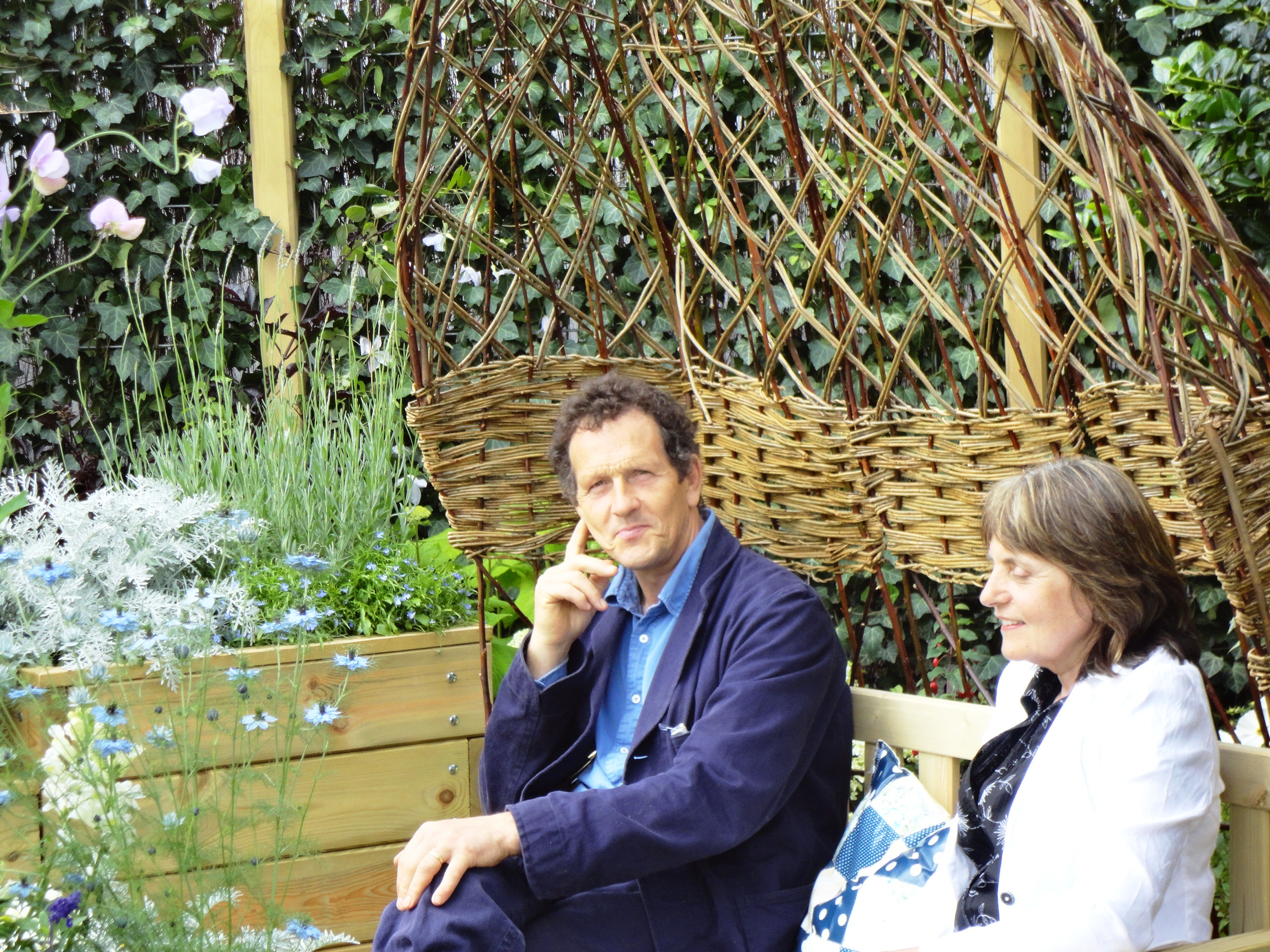 silver medal monty don and teresa